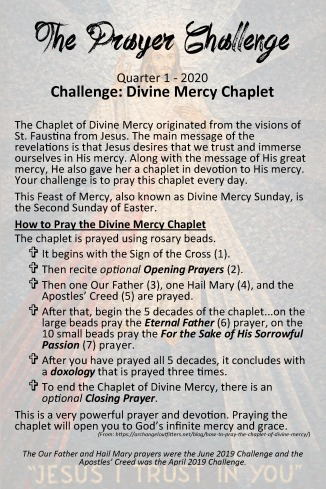 Prayer Challenge - prayer card - Quarter 1 - 2020 - FINAL_Page_2