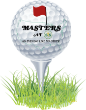Masters at STS golf ball