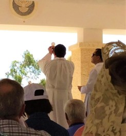 Pilgrimage Mass